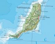 Cartografía Fuerteventura