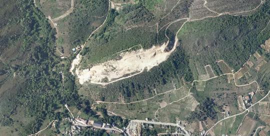 Deslinde Monte Peña Argel