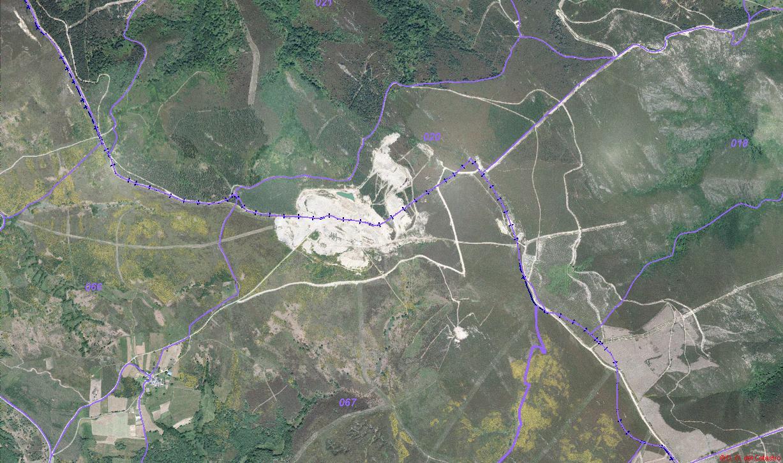 Deslinde del Monte Cerengo