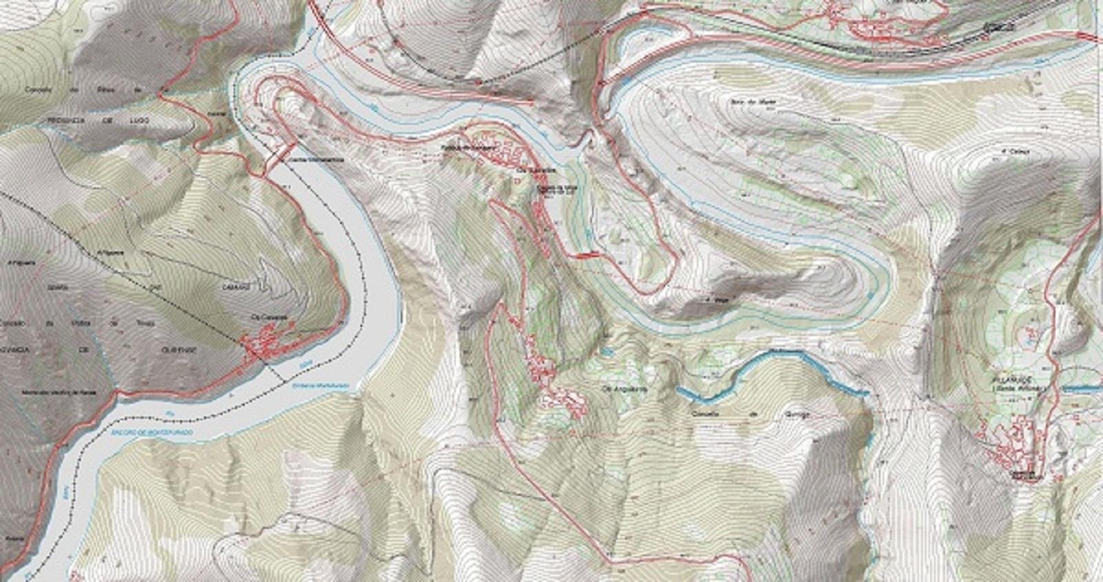 Cartografía. Representando el territorio