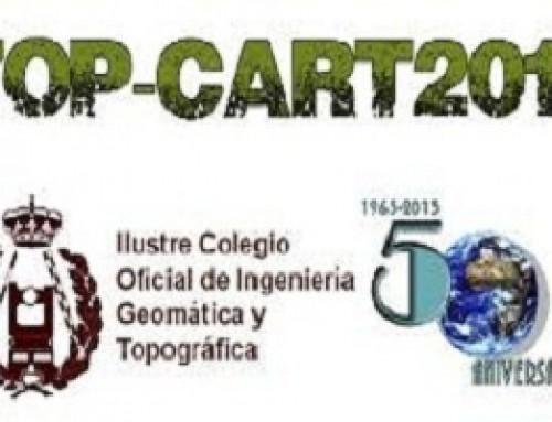 TOPCART 2016. Congreso de Geomática y Ciencias de la Tierra