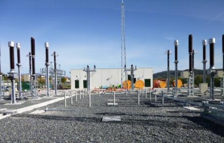 Subestaciones eléctricas Avico